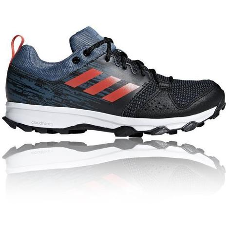 nouveaux styles e76da 51741 ADIDAS Chaussures de trail Galaxy Trail - Femme - Noir - 37 1/3 - Adidas  Performance