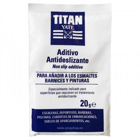 Aditivo antideslizante Titan 20 gr