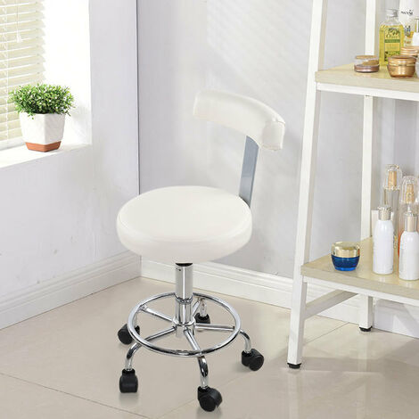 Adjustable Beauty Salon Swivel Gas Lift Chair