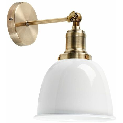 Adjustable Knuckle Joint Wall Light