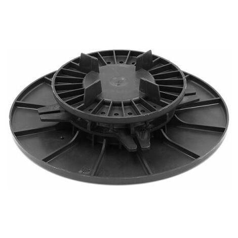 adjustable pedestal 40/60 mm for stone floor, duckboards - Rinno Plots