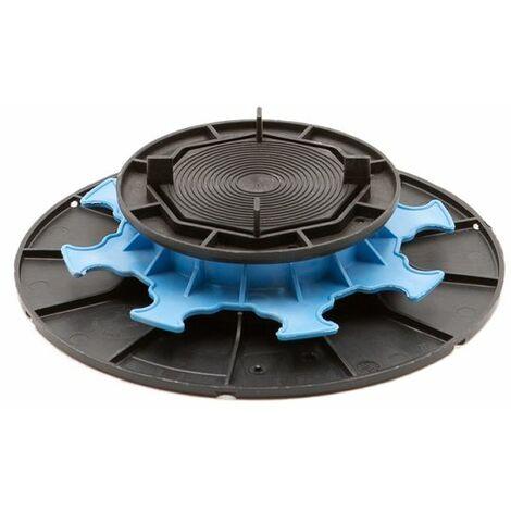 Adjustable pedestal 40 65 mm for slabs, tiles or ceramics - Jouplast