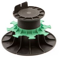 Adjustable pedestal 80 140 mm for Wooden Deck Jouplast