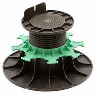 Adjustable pedestal 80 140 mm for Wooden Deck Jouplast