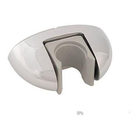 Adjustable Shower Head Holder - Chrome