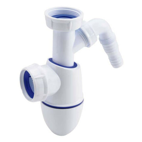 Adjustable siphon with machine socket for NICOLL sink - 40mm - 00105 P