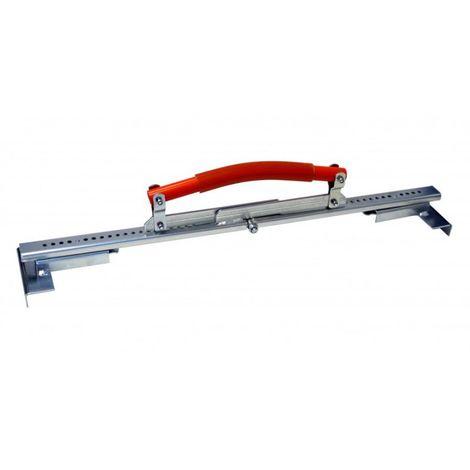 Adjustable slab grab 280 to 665 mm