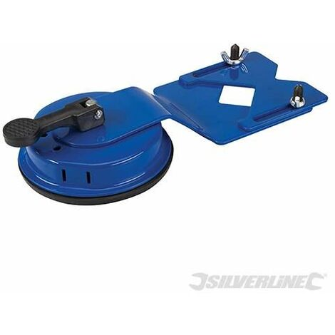 Adjustable Tile Drill & Holesaw Guide - 120mm (263520)