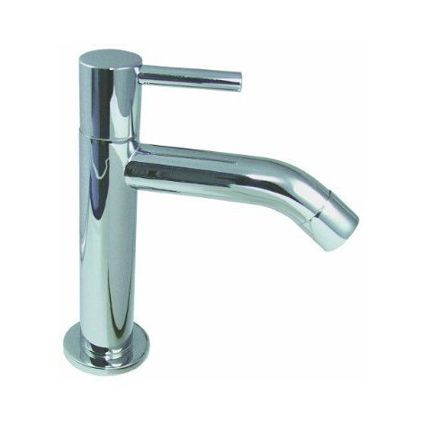 "main image of ""ADOB Design-robinet rond en laiton massif chromé, 40703"""