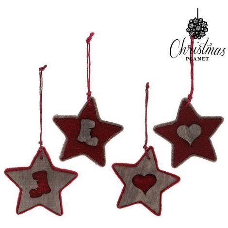 Adorno Navideño Christmas Planet 2183 Estrella