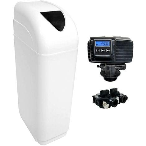 Adoucisseur d'eau 14L Fleck 5600 SXT volumétrique électronique