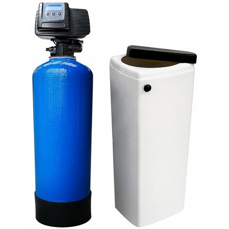Adoucisseur d'eau bi bloc 20L fleck 5600 SXT