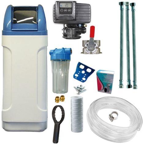 Adoucisseur d'eau NEVADA FLECK 5600 SXT 30 litres avec accessoires de pose