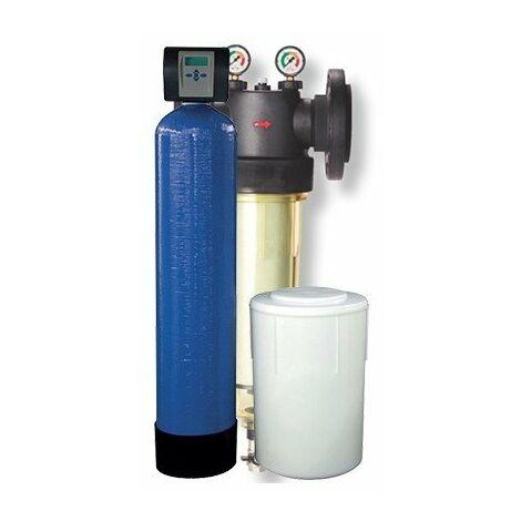 Adoucisseur Simplex - 50L - ø11/4 - Filtration intégrée