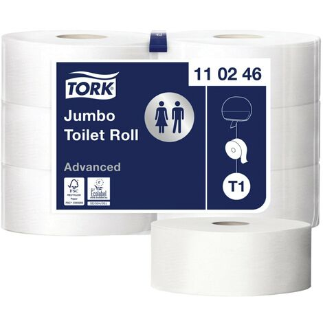 Advanced Jumbo Toilet Rolls