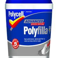 Advanced Polyfilla