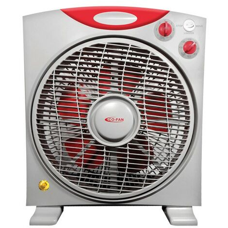 Advanced Star - Ventilateur Box-Fan 30cm - 40 W