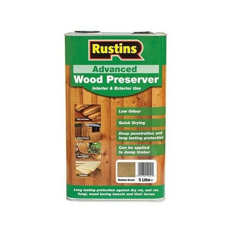 Advanced Wood Preserver