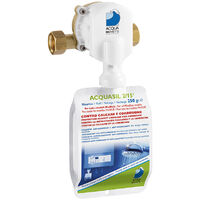 "Advantay 1/2"" F x F Brass Acqua Brevetti MiniDue Liquid Water Conditioner PM003"