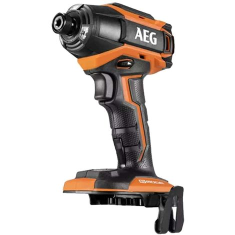 AEG 18V Brushless Impact Driver - Without Battery and Charger BSS18B6-0