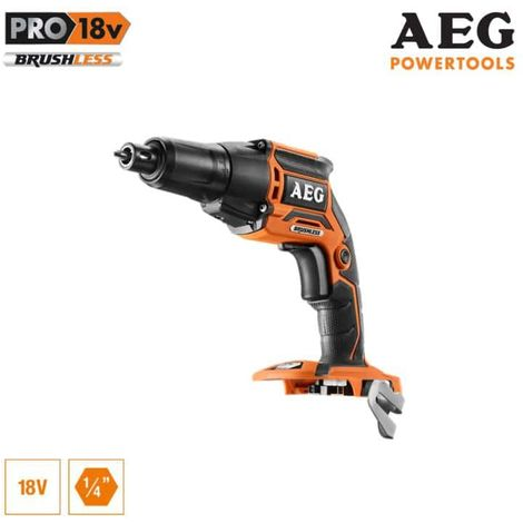 AEG 18V brushless pliers screwdriver without battery or charger BTS18BL-0