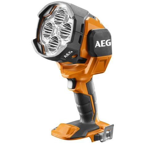 AEG 18V flashlight without battery or charger - BTL18-0