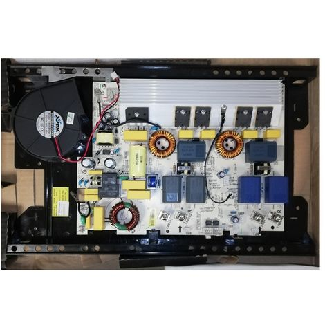 Aeg 3305621660 Module induction cooktop
