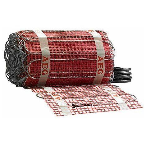AEG bâtiment tBS tC 30 kit chauffage au sol 200/1 t comfort turbo einzelmatte système de tapis, 234359