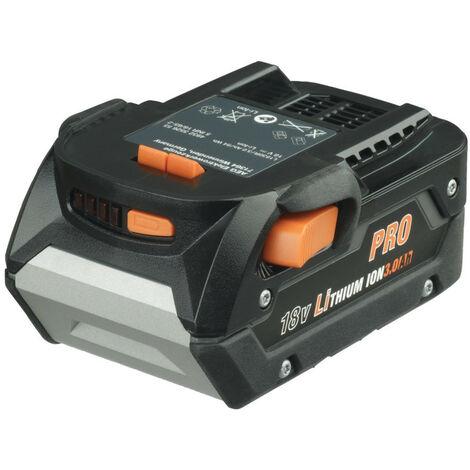 AEG - Batterie 18V 3Ah Pro Lithium-Ion - L1830R - TNT