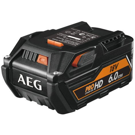 AEG - Batterie Pro Lithium-Ion HD 18 V 6.0 Ah - L1860RHD