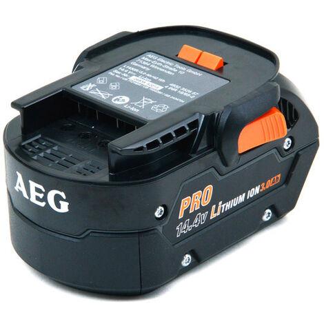 AEG - Batterie visseuse, perceuse, perforateur, ... AEG L1430 R 14.4V 3000mAh - 0700956430