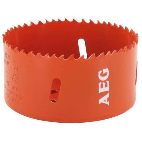AEG bi-metal bell saw 89mm 4932367277