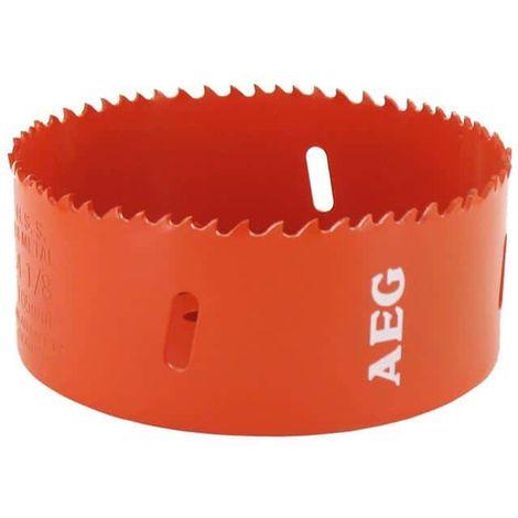 AEG bi-metal hole saw 105mm 4932367282