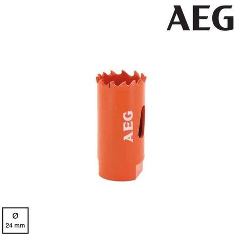 AEG bi-metal hole saw 24mm 4932367251