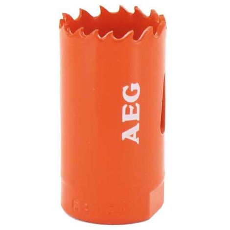 AEG bi-metal hole saw 27mm 4932367253