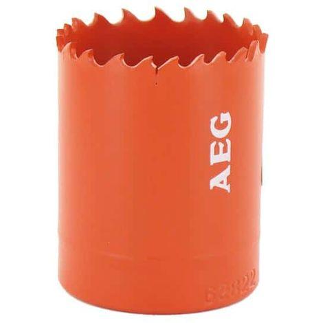 AEG bi-metal hole saw 38mm 4932367257