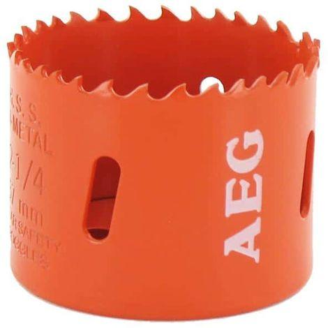 AEG bi-metal hole saw 57mm 4932367266