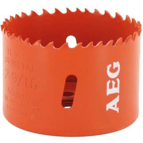 AEG bi-metal hole saw 65mm 4932367269