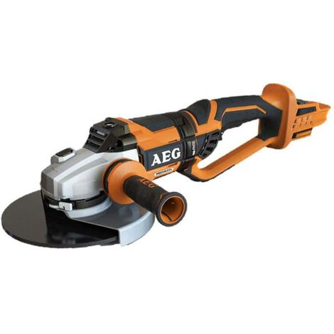 AEG brushless grinder 18V 230mm without battery and charger BEWS18-230BL-0