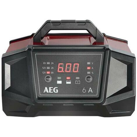 AEG Chargeur d'atelier 6A 230V - WM6