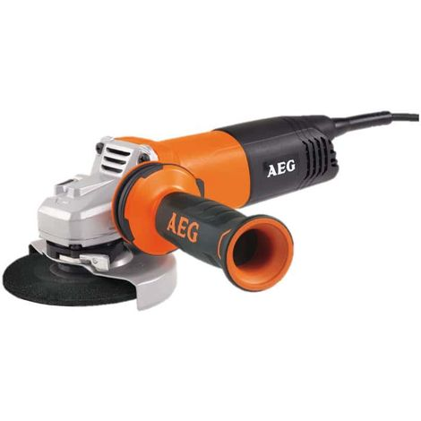AEG Electric Grinder 1300W 125mm WS13125-SXE