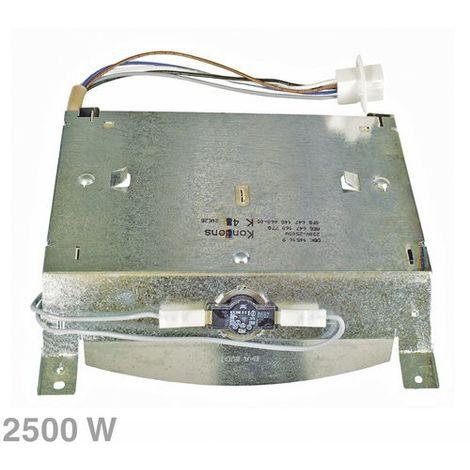 AEG Electrolux Heizelement Heizregister Heizung mit Temperaturbegrenzer für Trockner - Nr.: 899647408223