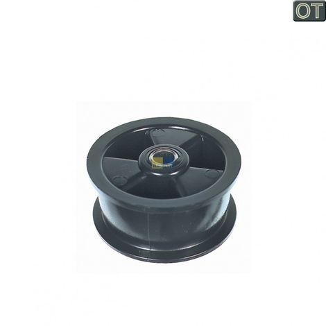 AEG Electrolux Spannrolle, Riemenspannrolle, Riemenspannung, Rolle für Trockner - Nr.: 125012503, 1250125034