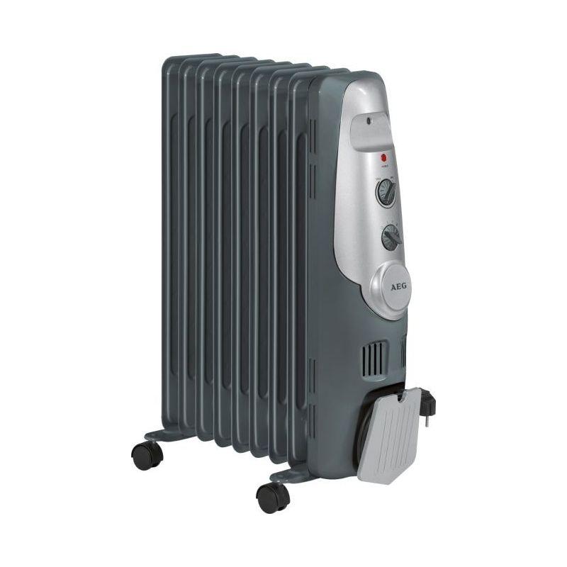 AEG Ölradiator RA 5587 Elektro 7-Rippen-Ölradiator Heizkörper Heizung 1500 Watt