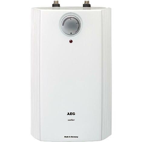 AEG offene Drucklos elektrischer Kleinspeicher 5 Liter HUZ Comfort Boiler
