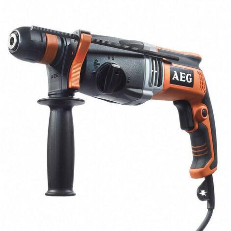 AEG - Perforateur burineur SDS-Plus 28mm 1010W 2.8J - KH 28 Super XE - TNT