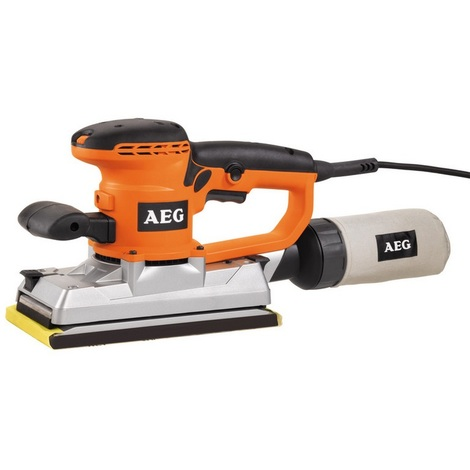 AEG - Ponceuse vibrante 500W 115x280mm - FS 280 - TNT