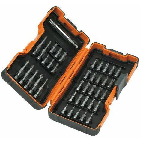 AEG Powertools Powert Set: Embouts de vissage COLDFIRE SL/PH/PZ/TX/Hex - 4932352255