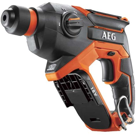 AEG SDS Plus 18V chisel punch AEG SDS Plus 18V - Without battery and charger BBH18C-0