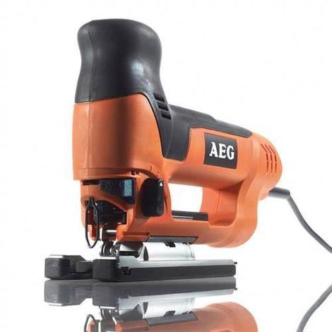 AEG ST 800 XE Stichsäge 4 fach Pendelhub 705 Watt Schnitttiefe bis 110mm